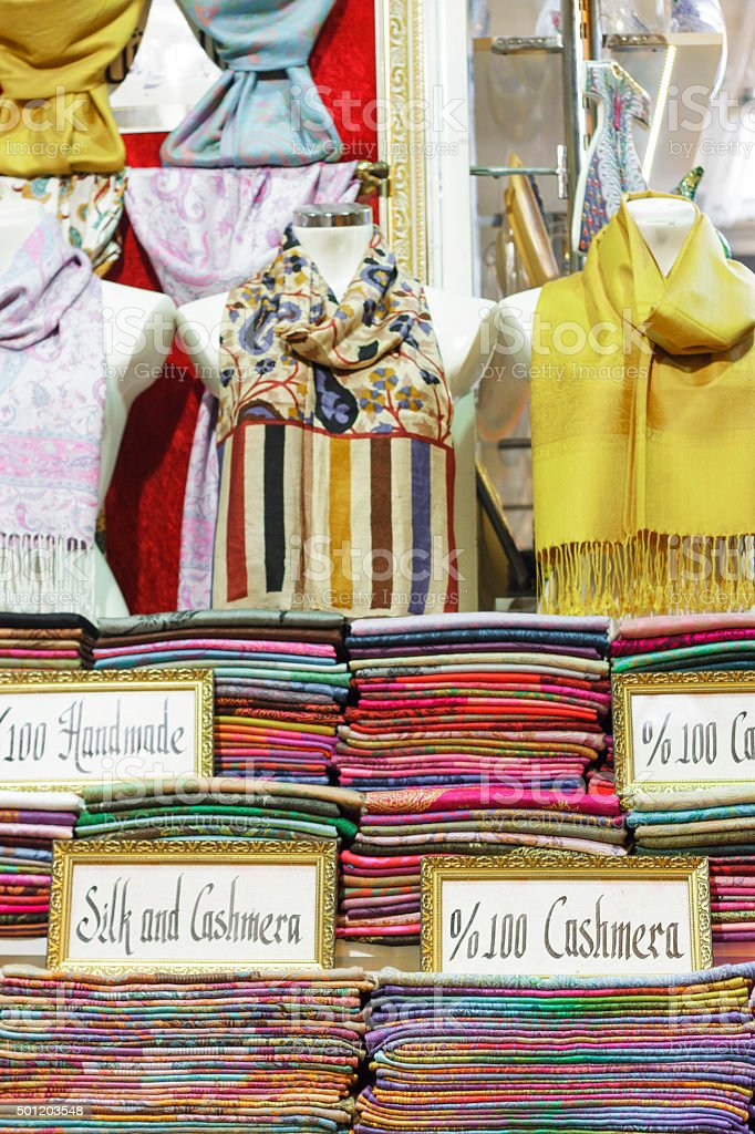 Grand Bazaar, Istanbul stock photo