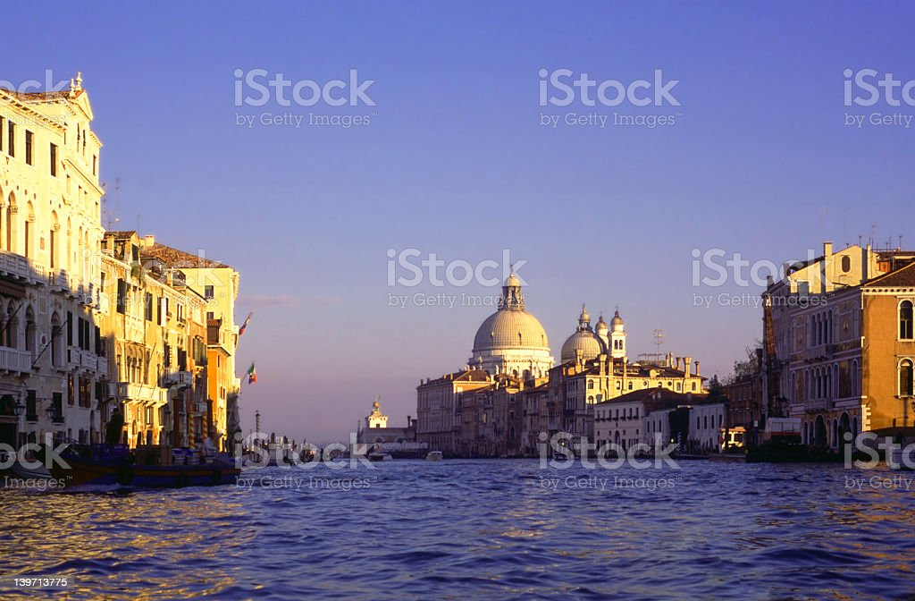 Grand Canal 4 royalty-free stock photo