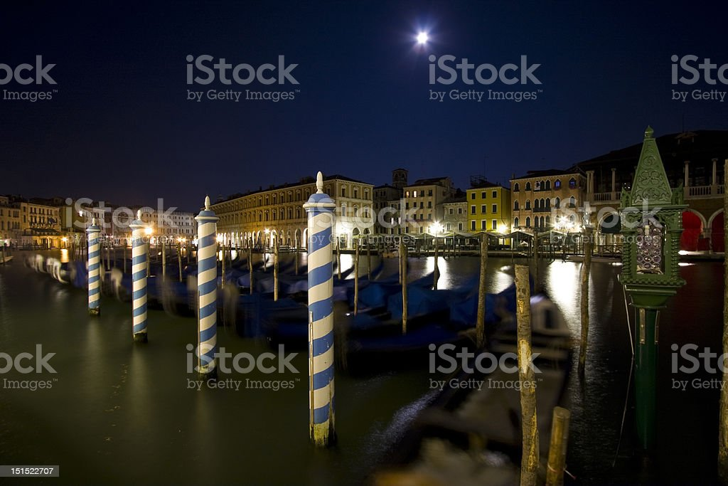 Grand Canal (Venice) stock photo