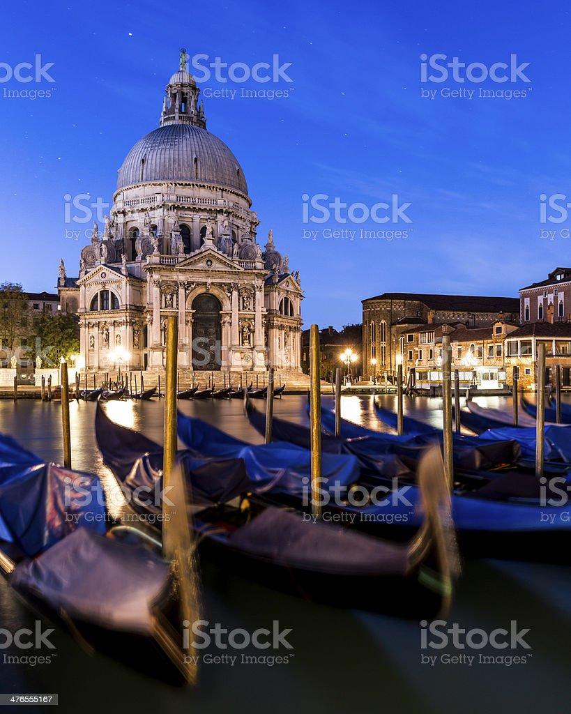 Grand Canal –?Venice, Italy royalty-free stock photo