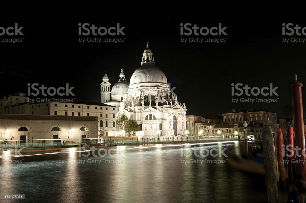 Grand Canal, Venice royalty-free stock photo