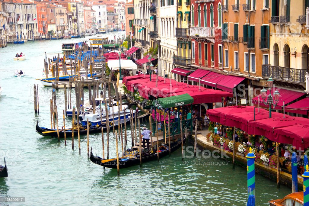 Grand Canale royalty-free stock photo