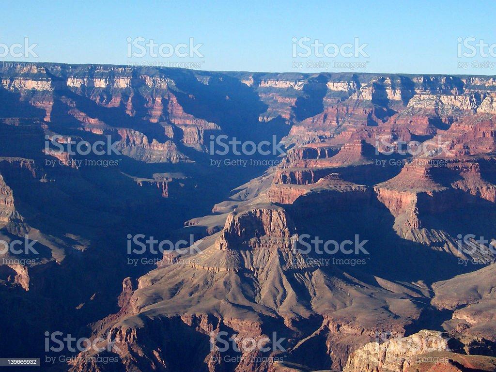 Grand Canyon- Arizona royalty-free stock photo
