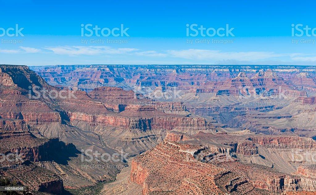 Grand Canyon, Arizona, USA stock photo
