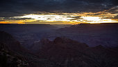 Grand Canyon Desert View Twilight