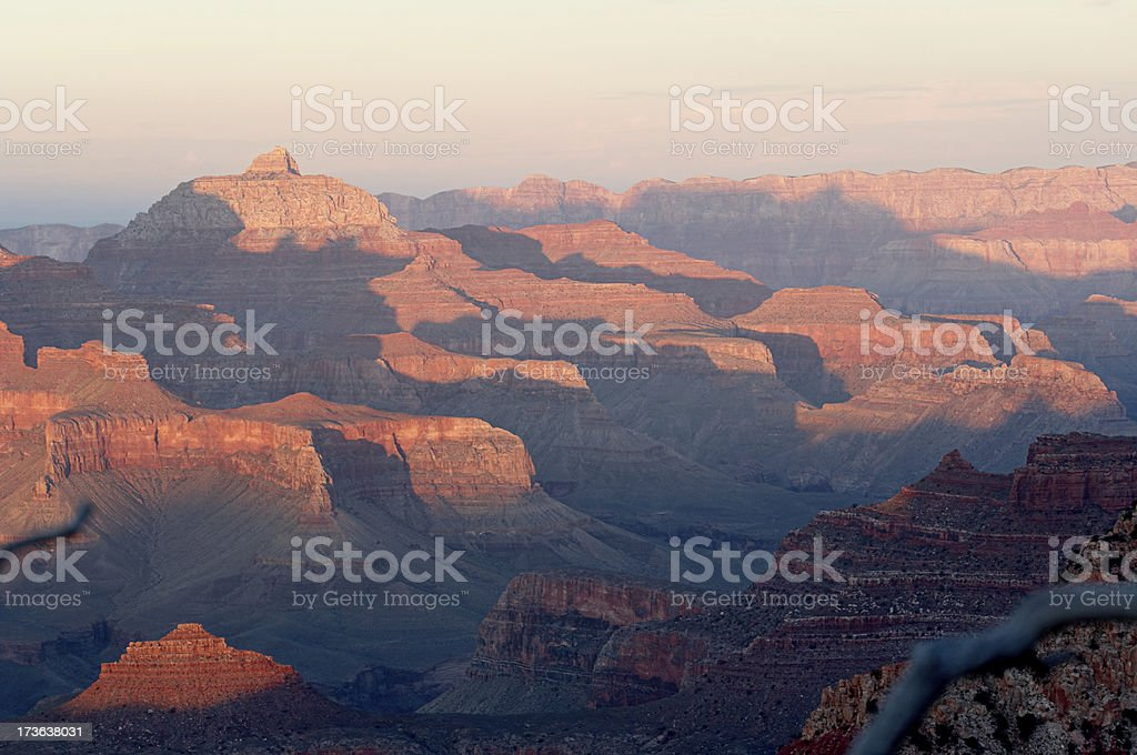 Grand Canyon National Park 7 royalty-free stock photo