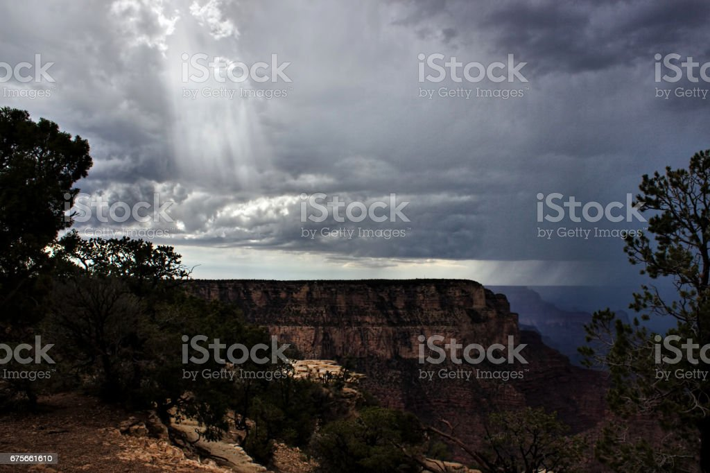 Grand Canyon National Park, Arizona, USA stock photo