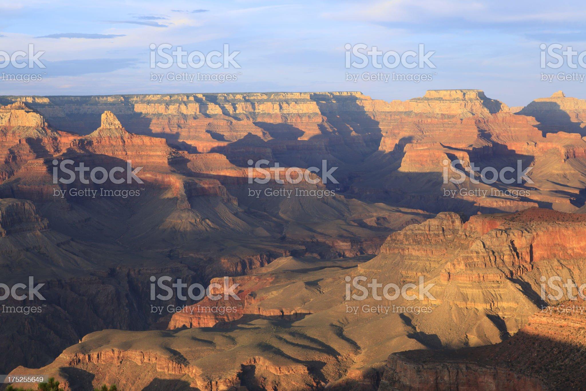 Grand Canyon National Park in Arizona royalty-free stock photo