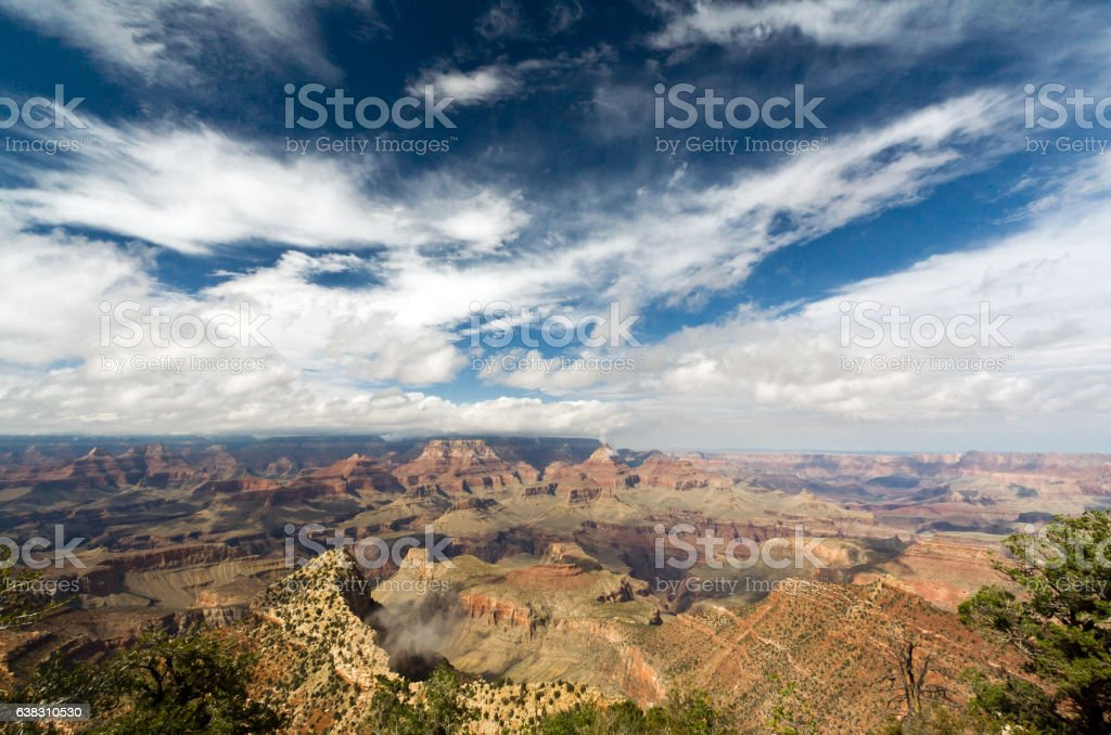 Grand Canyon National Park Landscape stock photo