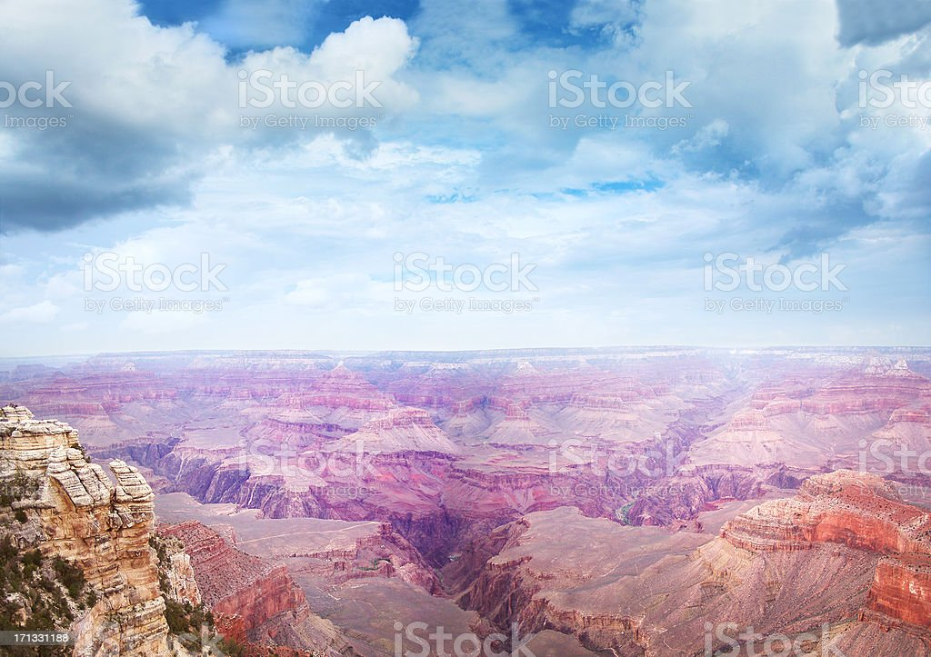 Grand Canyon National Park stock photo