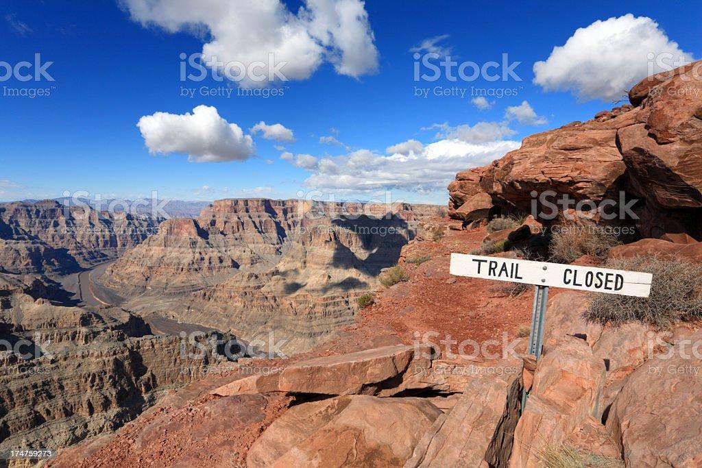 Grand Canyon National Park royalty-free stock photo