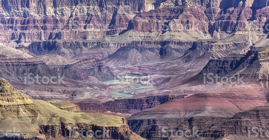 Grand Canyon royalty-free stock photo