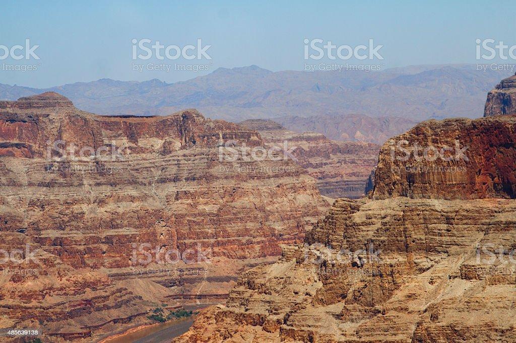 Wielki Canyon zbiór zdjęć royalty-free
