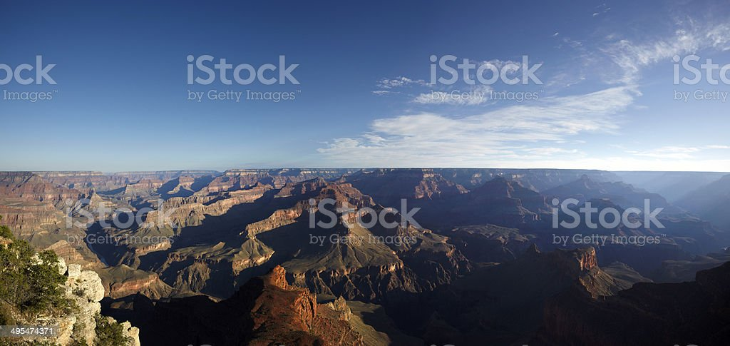 Grand Canyon South Rim : Mohave Point royalty-free stock photo