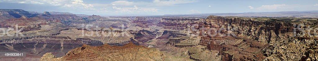 Grand Canyon South Rim royalty-free stock photo