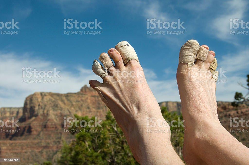 Grand Canyon Souvenirs stock photo