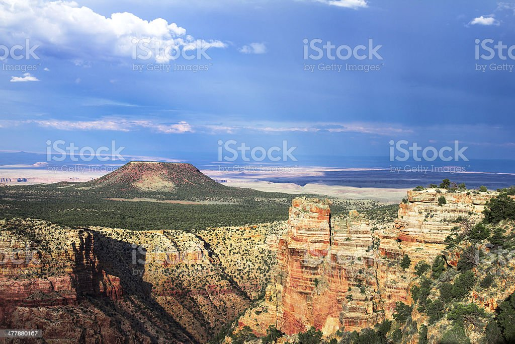 Grand Canyon, USA royalty-free stock photo