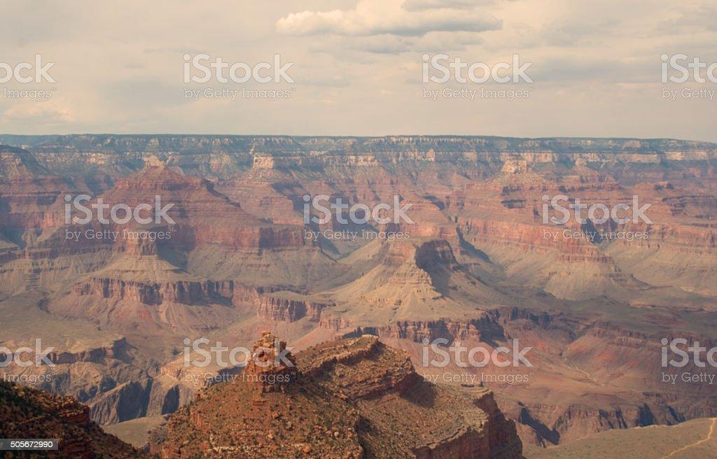 Grand Canyon View stock photo
