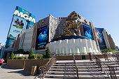 MGM Grand Casino on the Las Vegas Strip