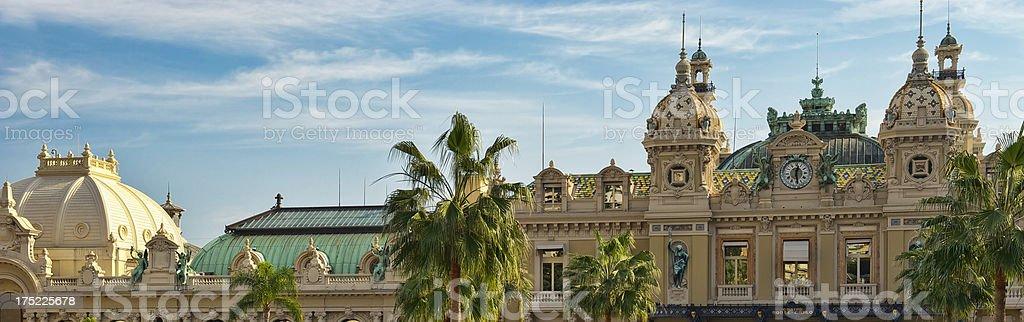 Grand Casino stock photo