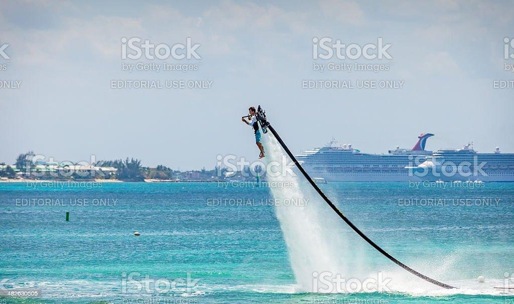 Grand Cayman stock photo