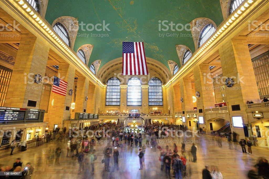 Grand Central stock photo