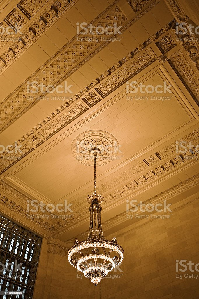 Grand Central Terminal Interior stock photo