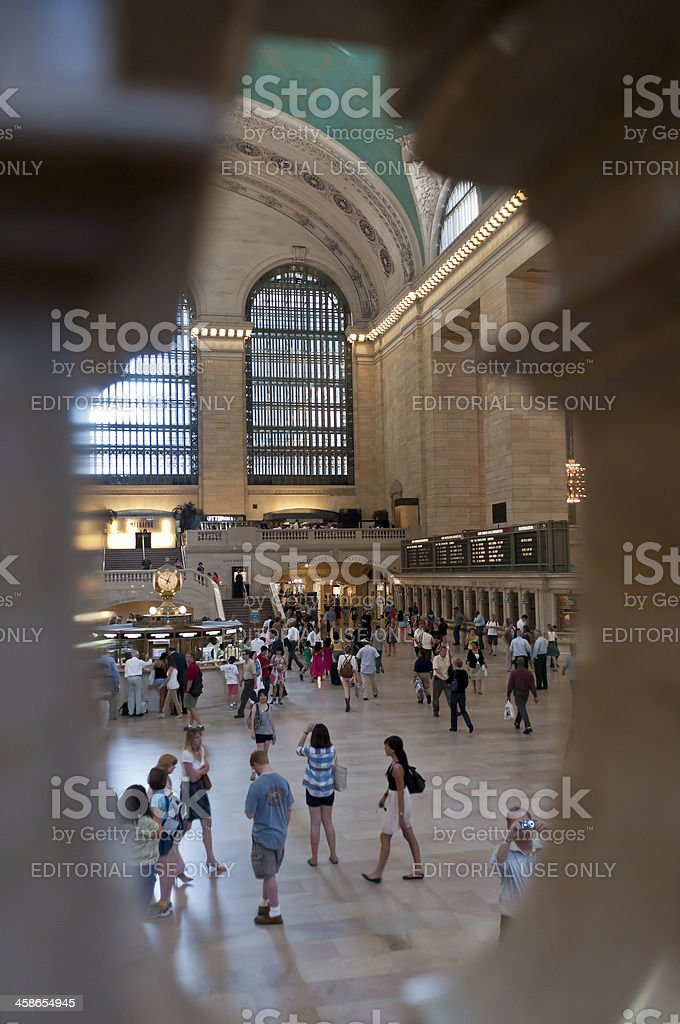 Grand Central Terminal, Manhattan, NYC stock photo