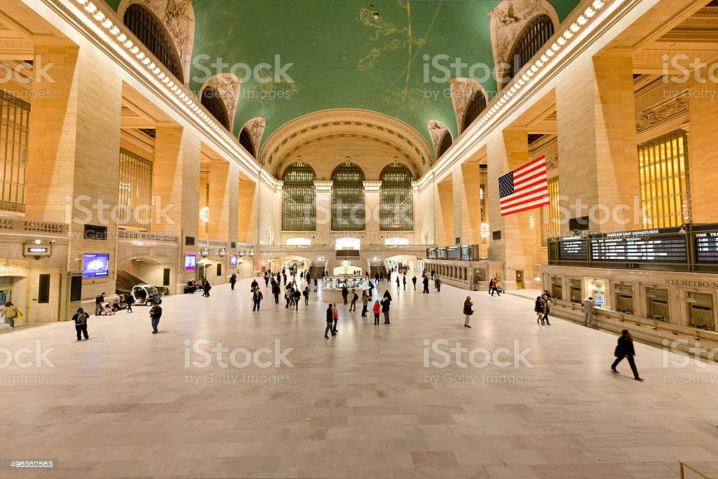 Grand Central Terminal, New York City, USA stock photo