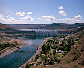 Grand Coulee Dam, Spring 2016