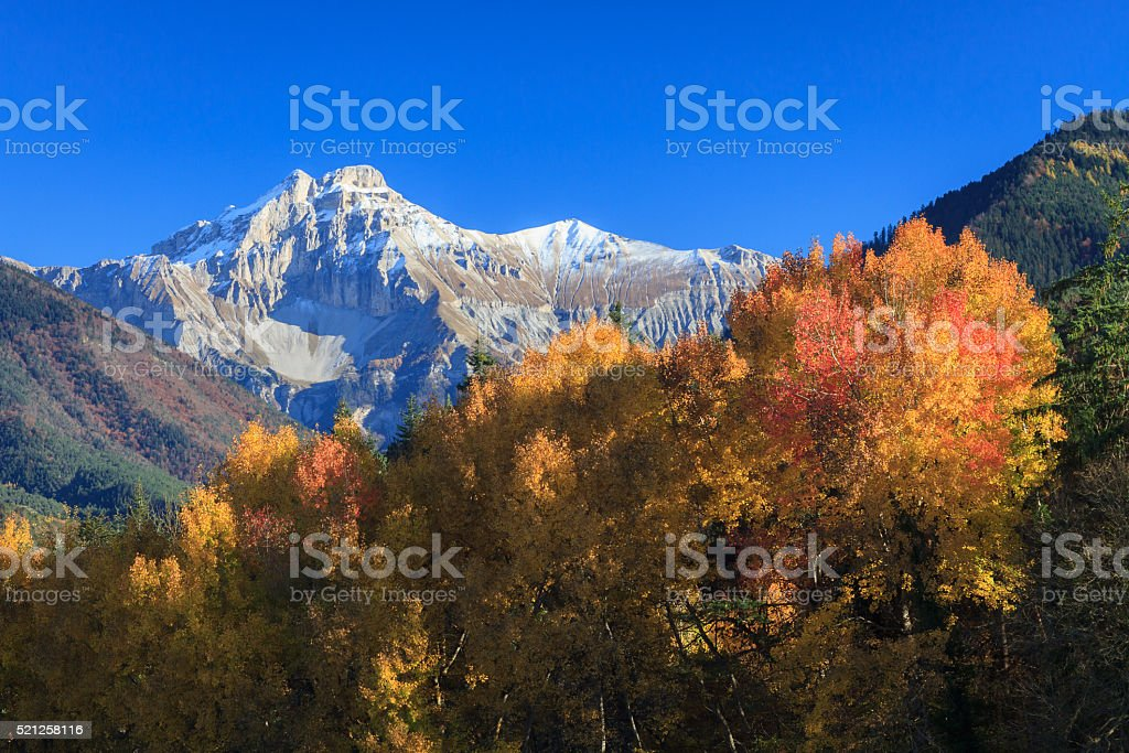 Grand Ferrand stock photo