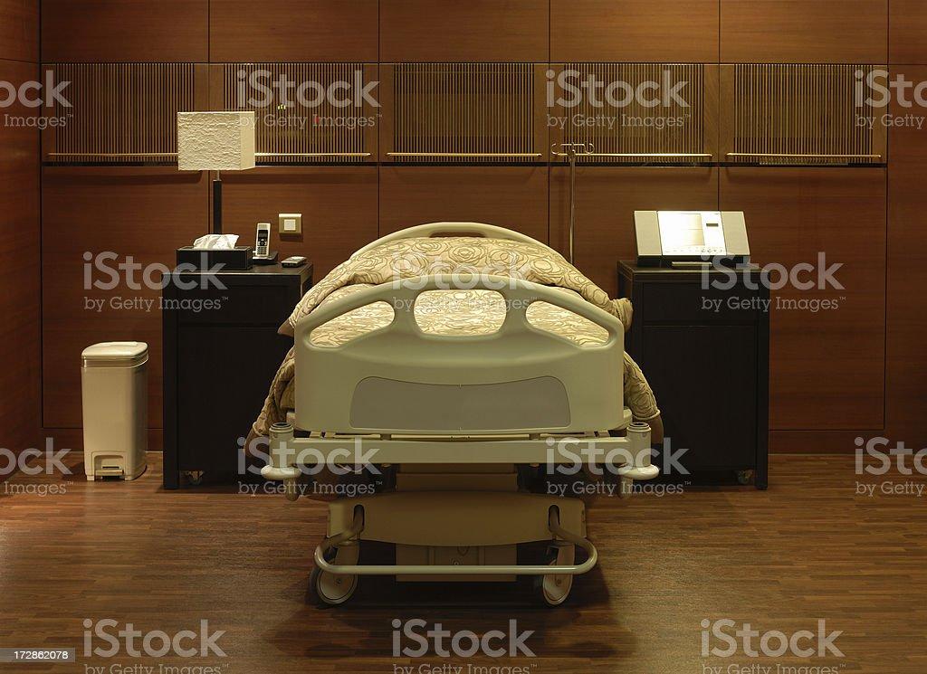 Grand Hospice stock photo