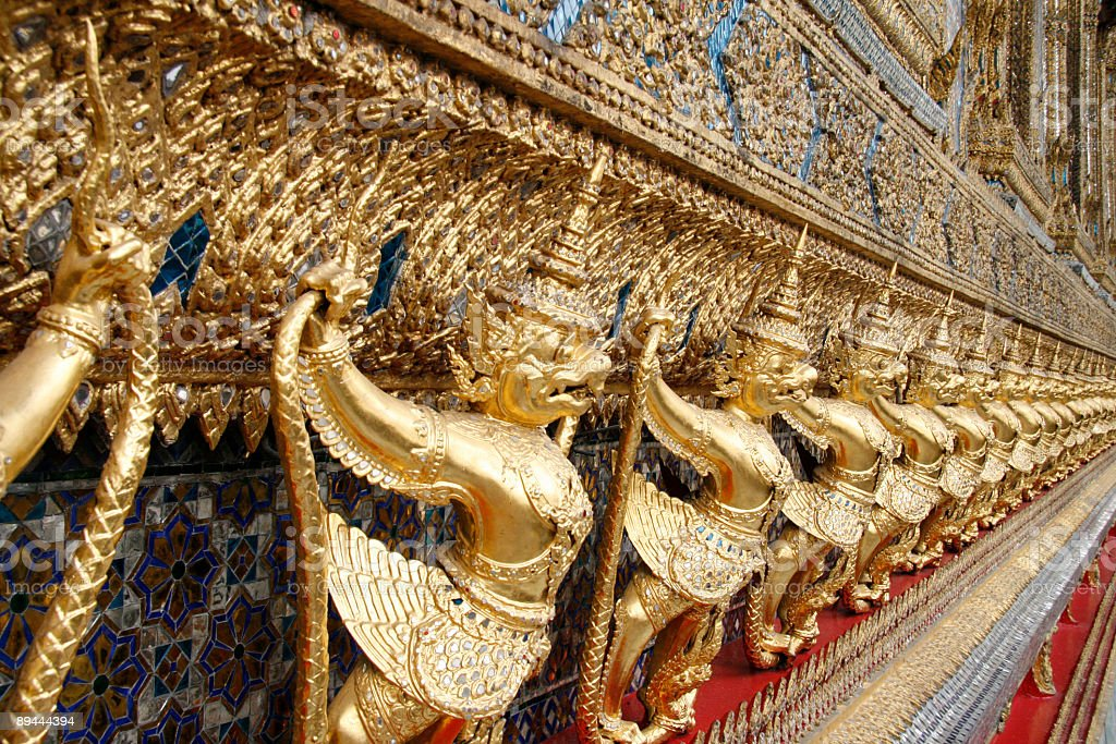 Grand Palace 1 stock photo