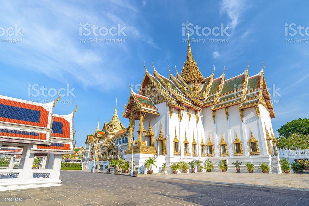 Grand Palace, Bangkok, Thailand stock photo