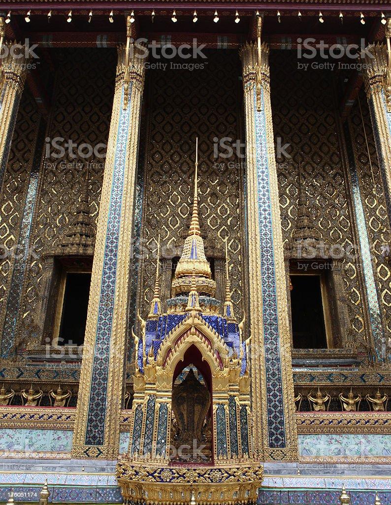 Grand Palace Exterior stock photo