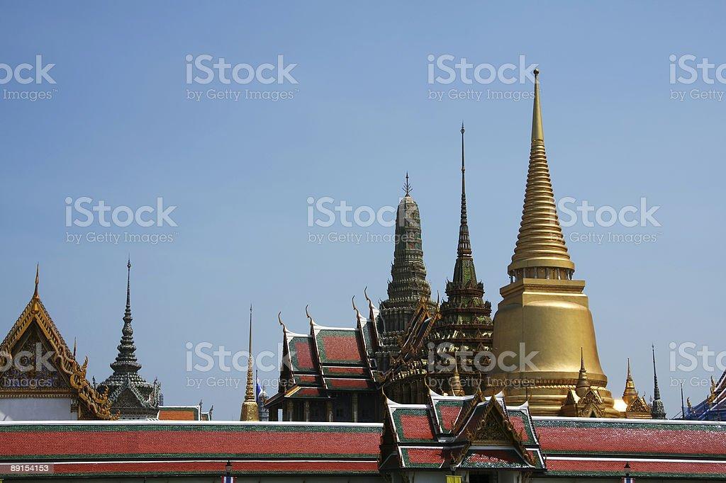grand palace royalty-free stock photo