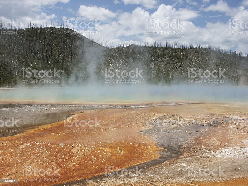 Grand Prismatic royalty-free stock photo