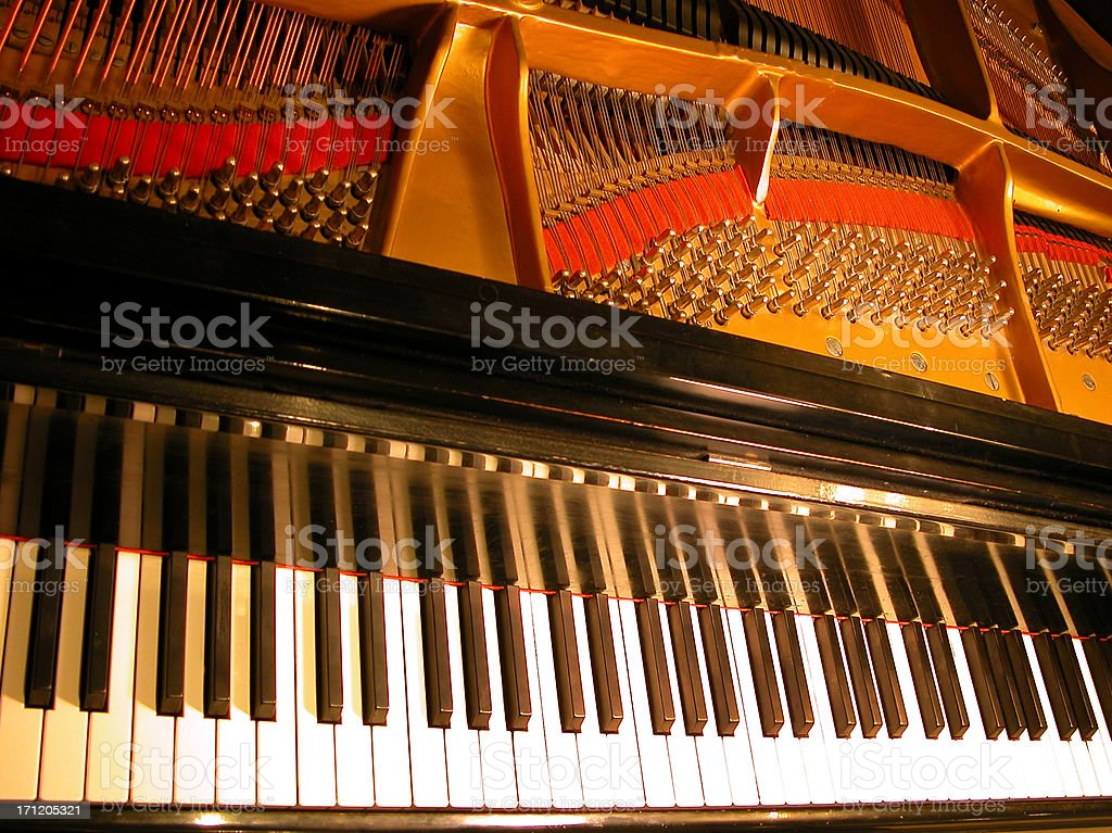Grand Scale royalty-free stock photo