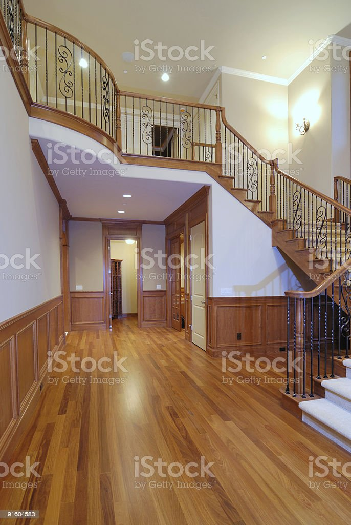 Grand Staircase royalty-free stock photo