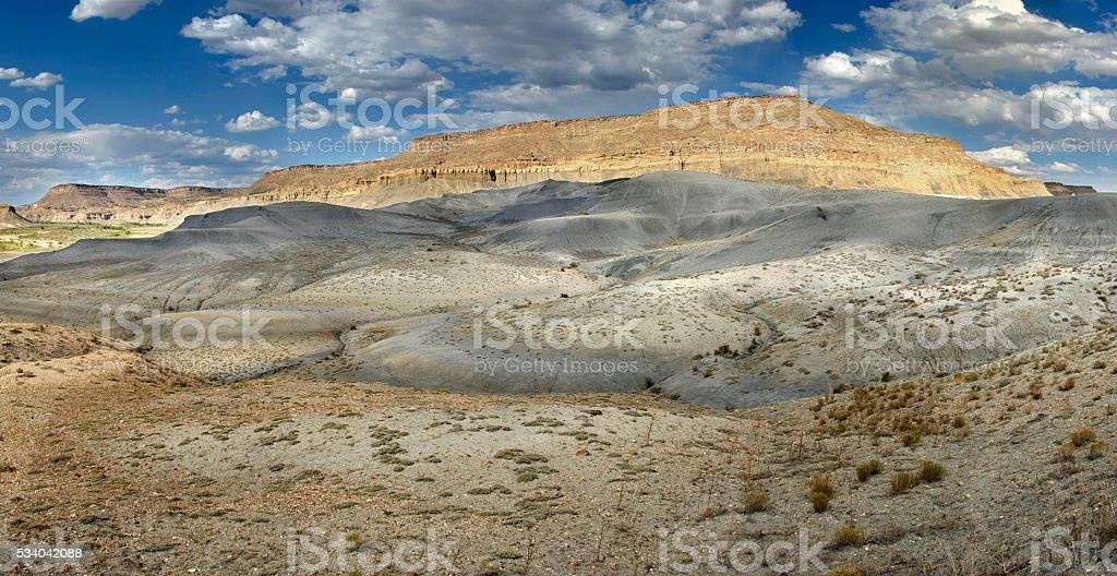 Grand Staircase-Escalante National Monument Landscape stock photo