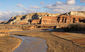 Grand Staircase-Escalante Southern Utah Rolling Clouds Pahreah R