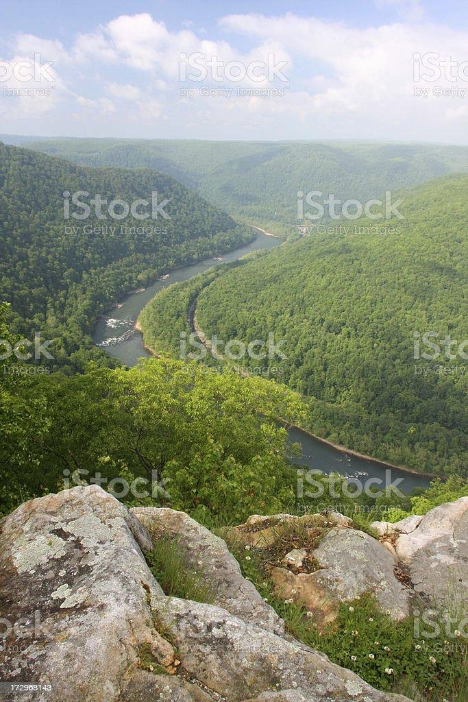 Grand View stock photo