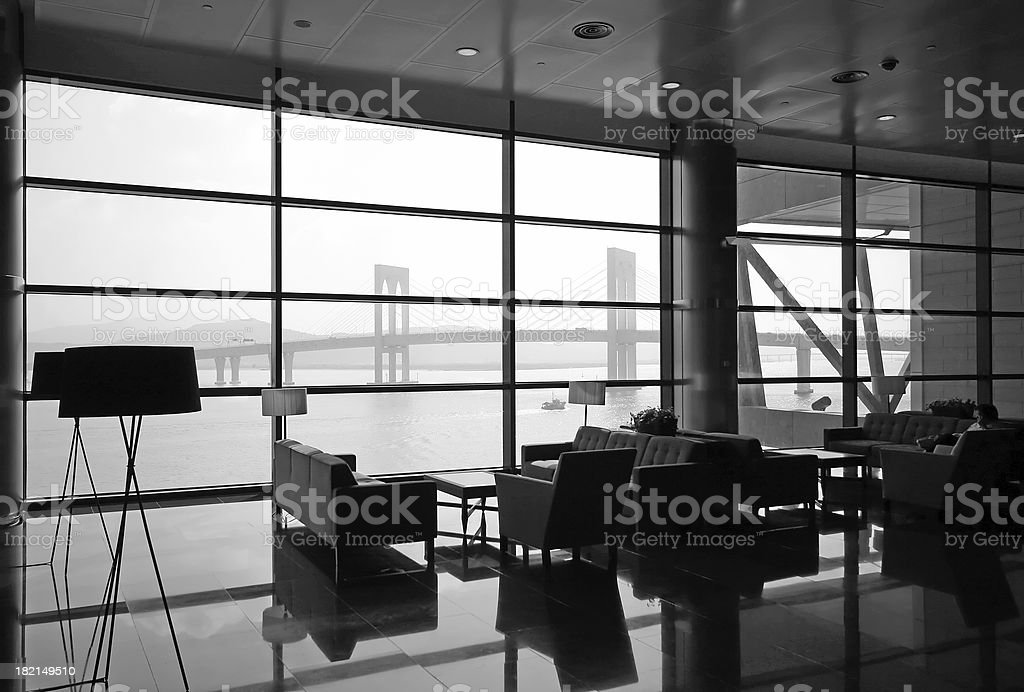 Grand view royalty-free stock photo