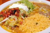 Grande Burrito Close Up