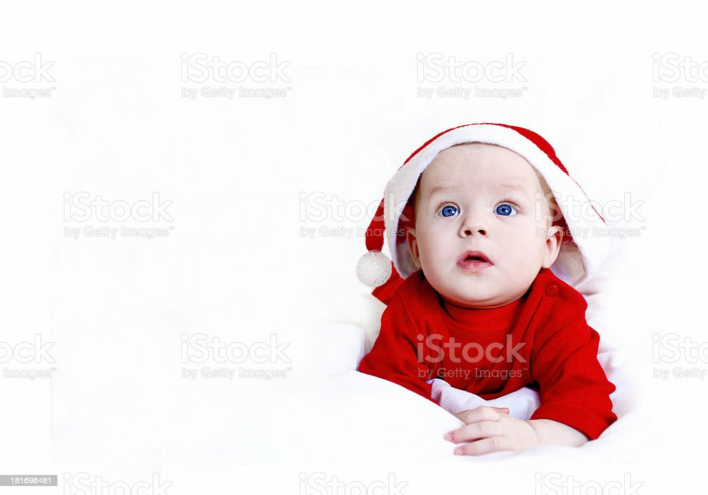 Grandfather Frost. royalty-free stock photo