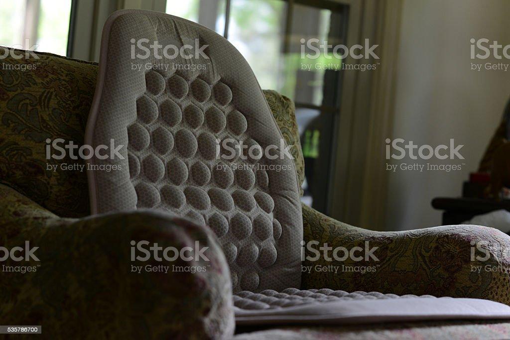 Grandpa Chair stock photo