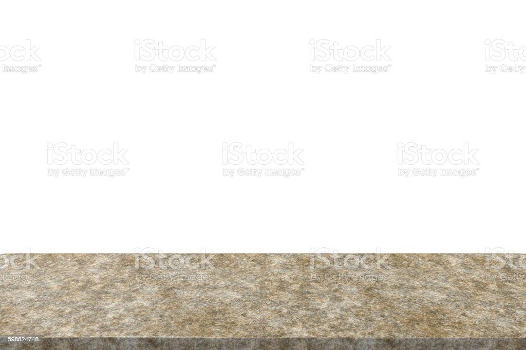 granite counter stock photo