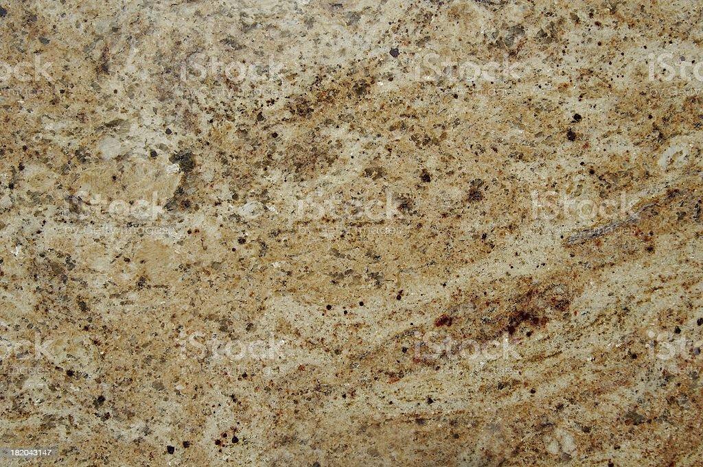 Granite desert stock photo