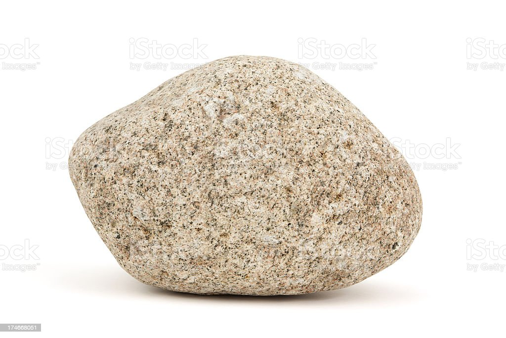 Granite Rock stock photo