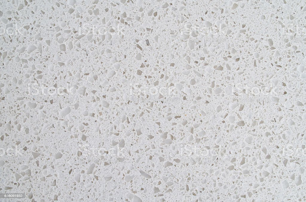 Granite surface for bathroom or kitchen white countertop stock photo